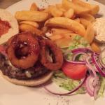 Mad Jackson Burger
