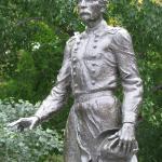 Statue of Joshua L. Chamberlain