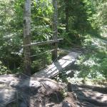 Водопады в Рускеале