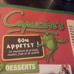 Photo of Capucine's