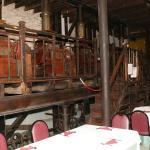 Quedan en forma de museo, la antigua harinera