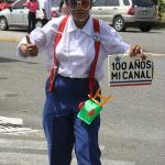 100 years of the Canal - 2014