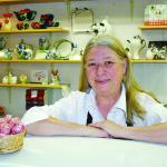 Monika is second generation owner of Runge's Deli