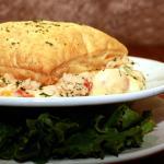 Seafood Pot Pie - Lobster, Scallops, & Shrimp