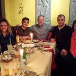 Familien Essen
