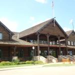 Keeter Center Lodge