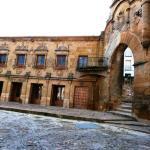 A casa del populo ao lado da Puerta de Jaén
