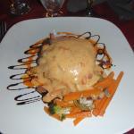 Dinner and dessert