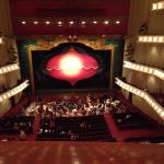 Main stage of Nutcracker from middle balcony!