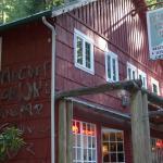 Copper Creek Restaurant, Ashford, Wa.