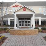 Hilton Garden Inn Hunstville exterior front