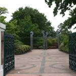 The Botanical Gardens , they are across the road from the Mercure Leisure Lodge