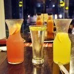 Drinks in Nando's