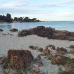 Geographe Bay beach Dunsborough