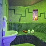 Wellness Essense, new steam sauna