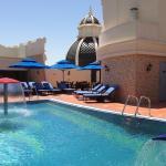 Royal Rose Hotel  Roof top pool
