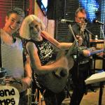 Vermont's Easy Street, playing Louisiana roots music, most Saturday nights in season (live music