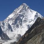 K2 World Second Highest Peak after Mount Everest