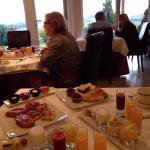 Desayuno increíble