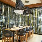 Gulfstream Restaurant Wine Room