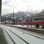 Estacion tren Garmisch