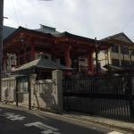神楽坂(善國寺)