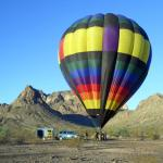 Equinox Hot Air Balloon Rides