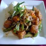 General Tso's Tofu Delight