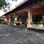 Entrance view