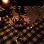 Chocolate martini ala Chelsea!