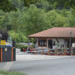 entrada camping