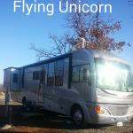 Flying Unicorn at Lakeview Landing Rv and Motel