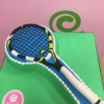 Tennis Anniversary Cake