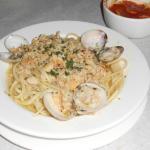 clams & liguine