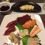 De l'art en sashimi