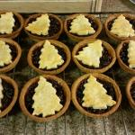 Christmas mince pies at the Almshouse