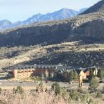 Vista do Resort no Inicio de Dezembro