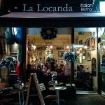 December at La Locanda