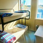 2 bed dorm with shared facilites