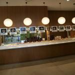 Udon restaurant in Next Building