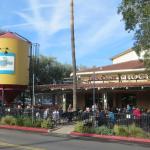 Nearby restaurants: Local brewery: Rock Bottom