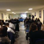 Sala Ranuccio e partecipanti all'evento