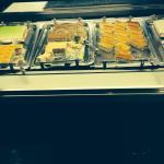 5* dessert selection at Mediterranean Palace! Rubbish!!