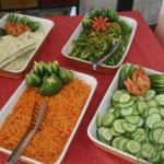 Salat auch essbar
