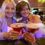 Best cosmo with dry ice a breathtaking sight!