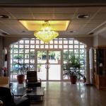 Recepción Hotel Azuqueca