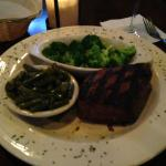 Filet Mignon @ Garrison's Food & Spirits, 303 Boston Rd, Billerica, MA