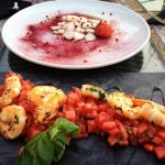 Brilliant seafood, beautifully presented