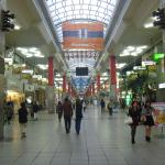 Okaido Shopping Street