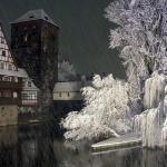 Winterzauber in der Altstadt